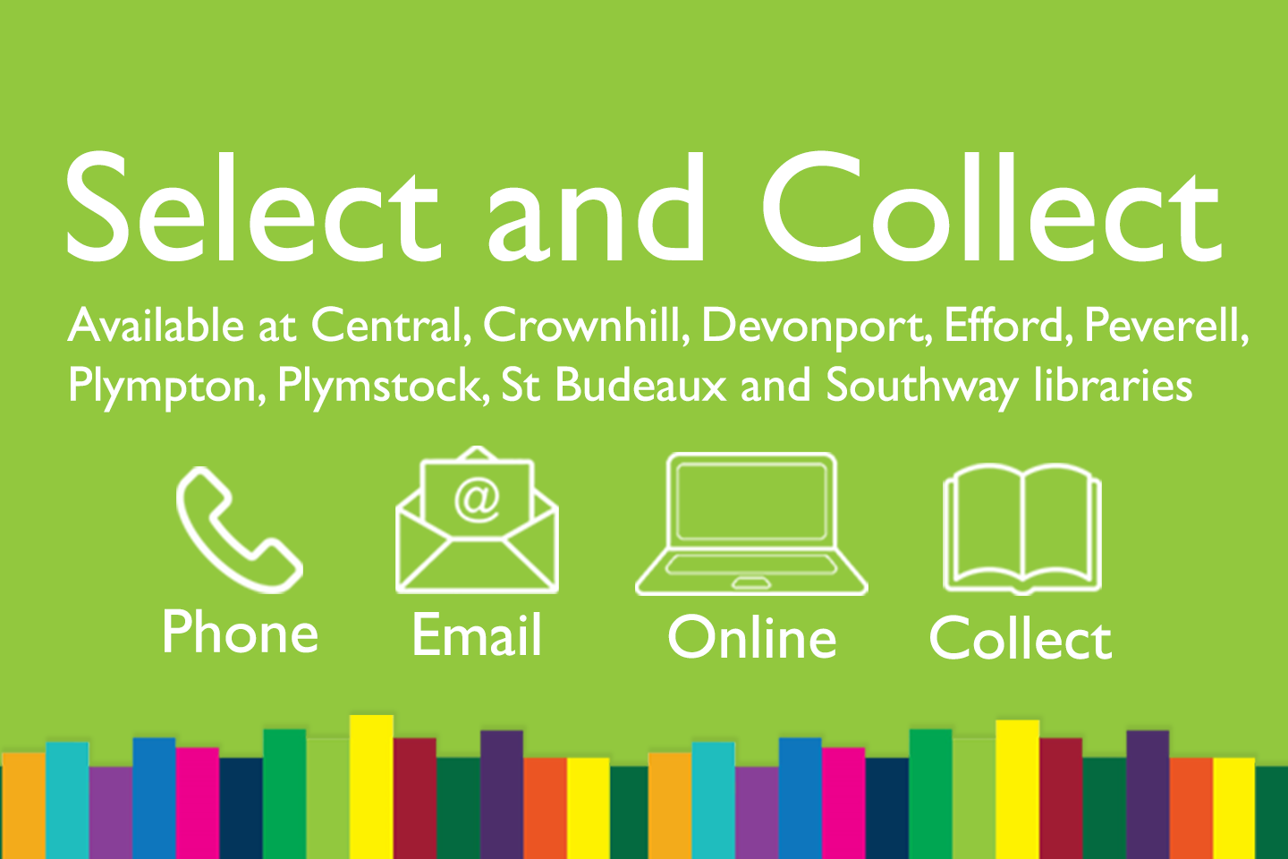Select and Collect service