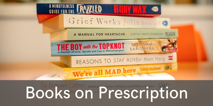 Books on prescription