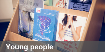 Shelf help for young people